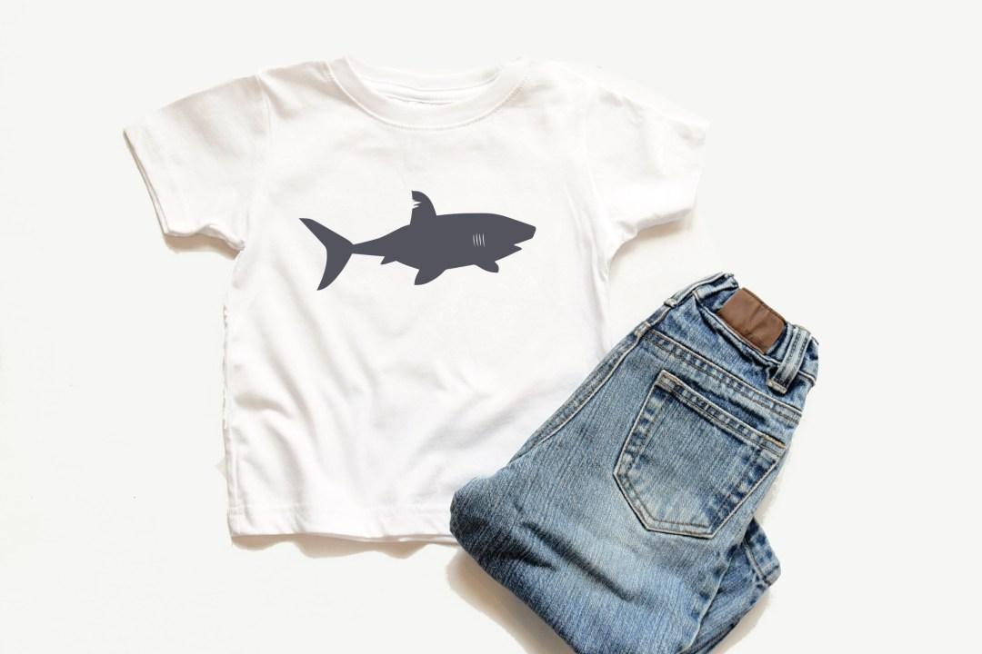 Kids Shark Shirt