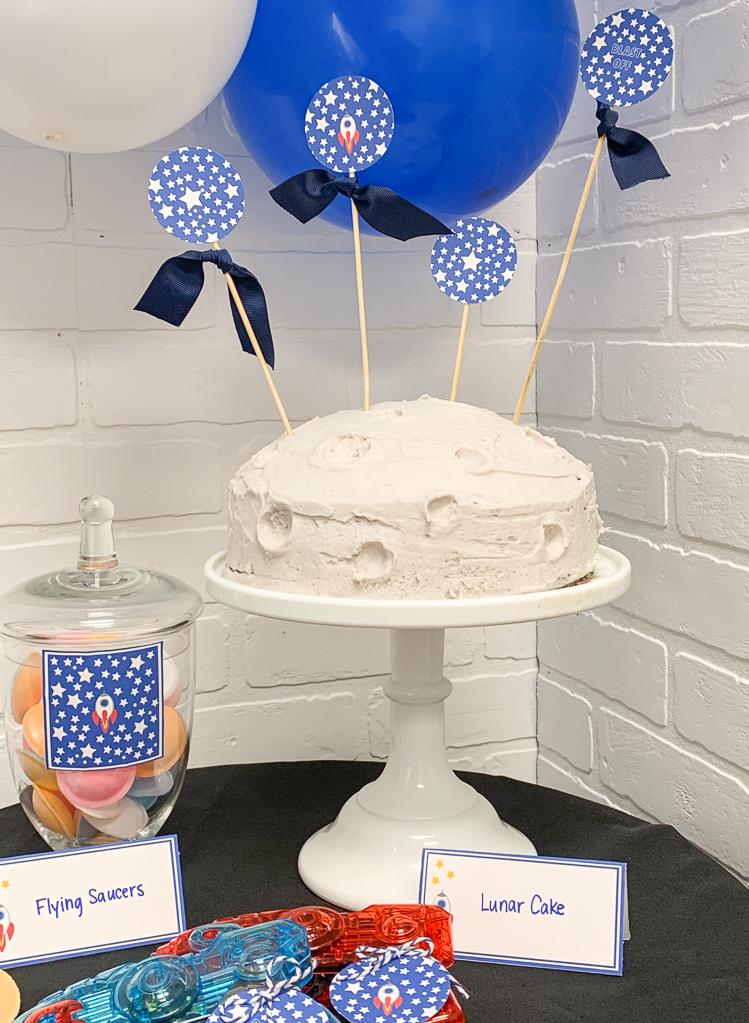 Lunar Cake