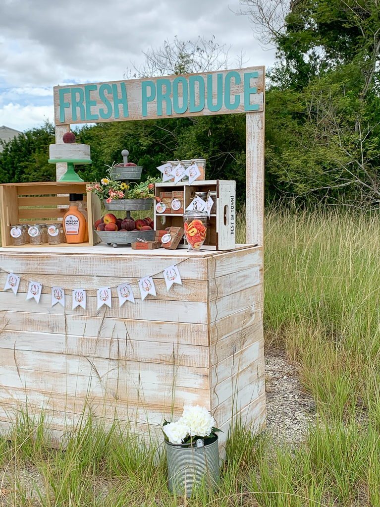 Fresh Produce Stand