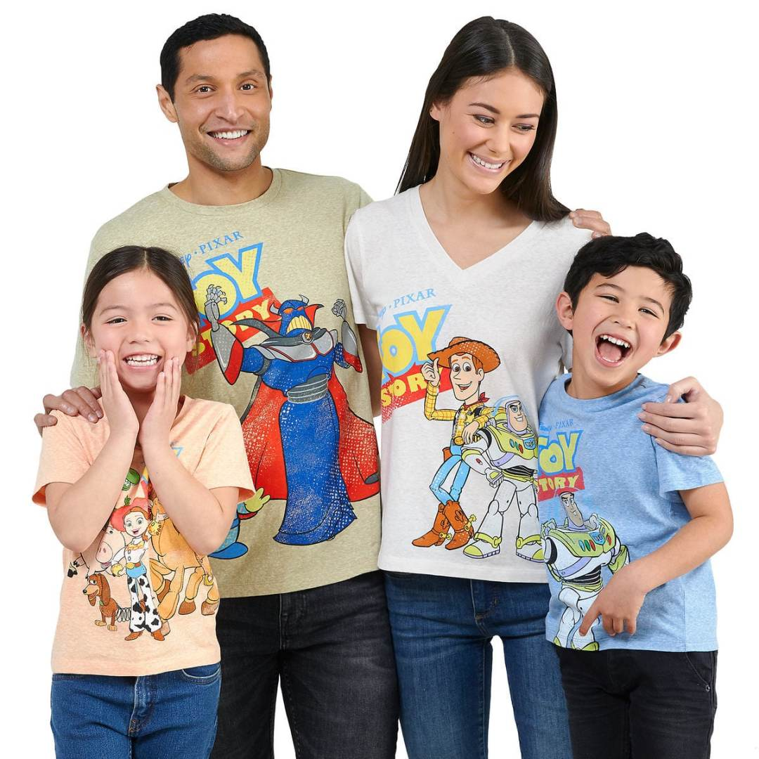 Toy Story Family Shirts