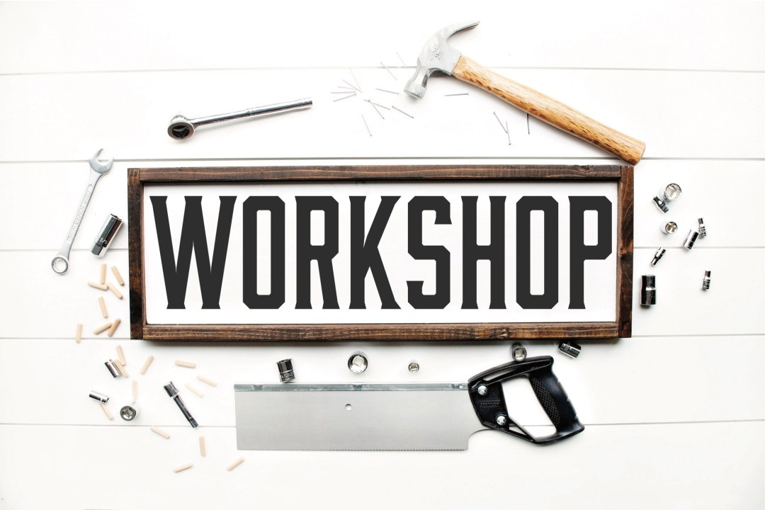 Workshop Sign Tools