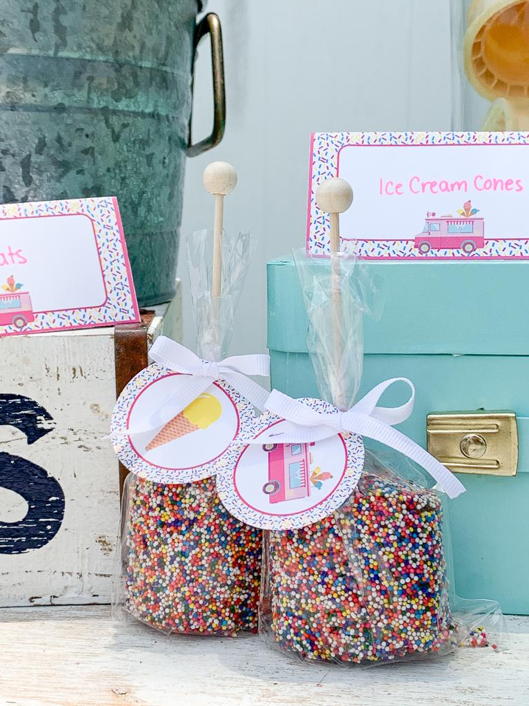 Candy Marshmallows