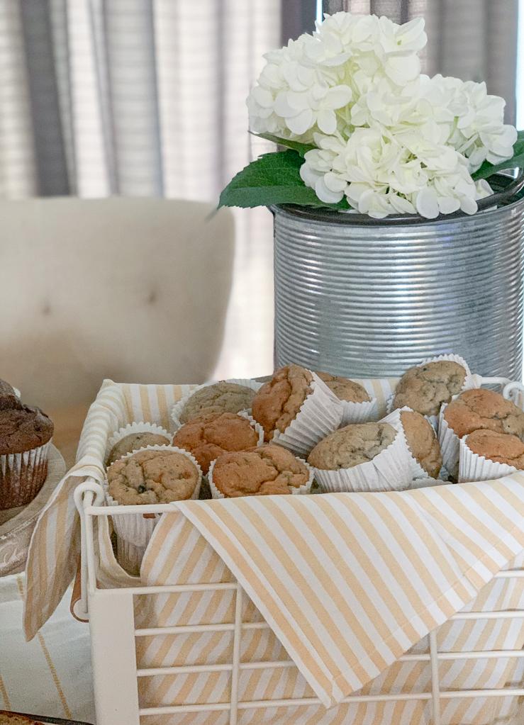 Muffins for Mom Fresh Flowers Farmhouse