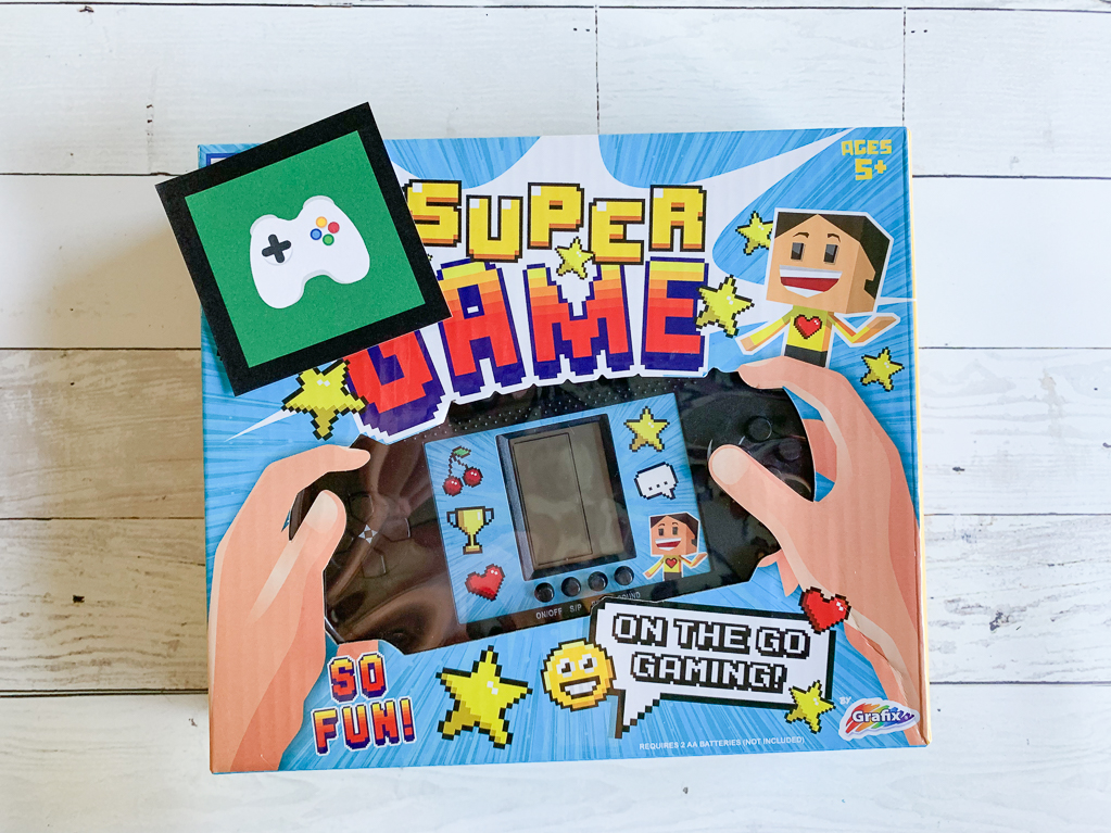 Video Game Party Favor