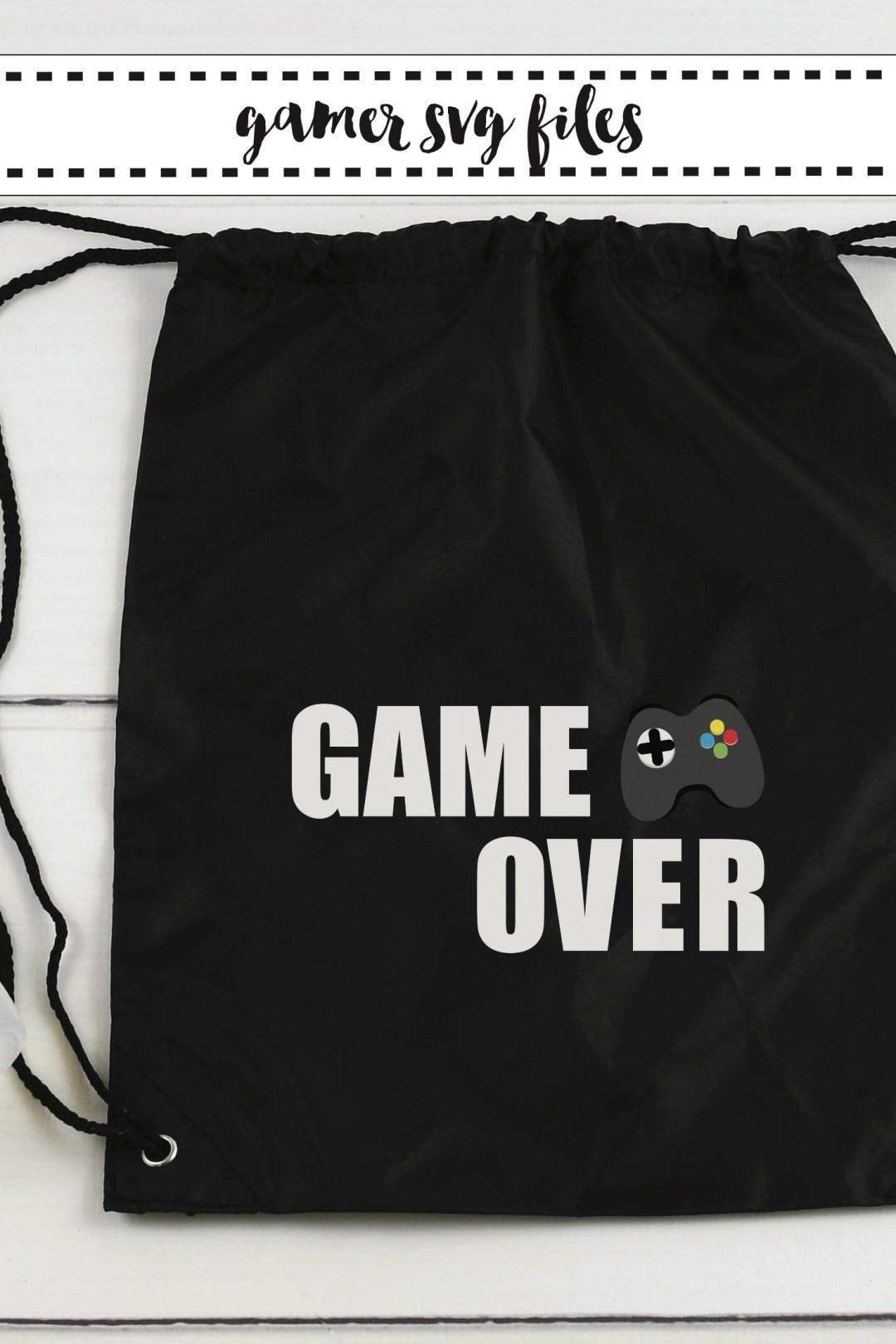 Game Over Sling Bag