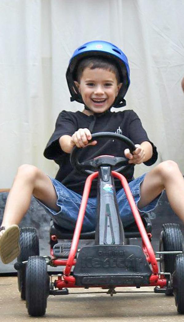 Kett Car Race