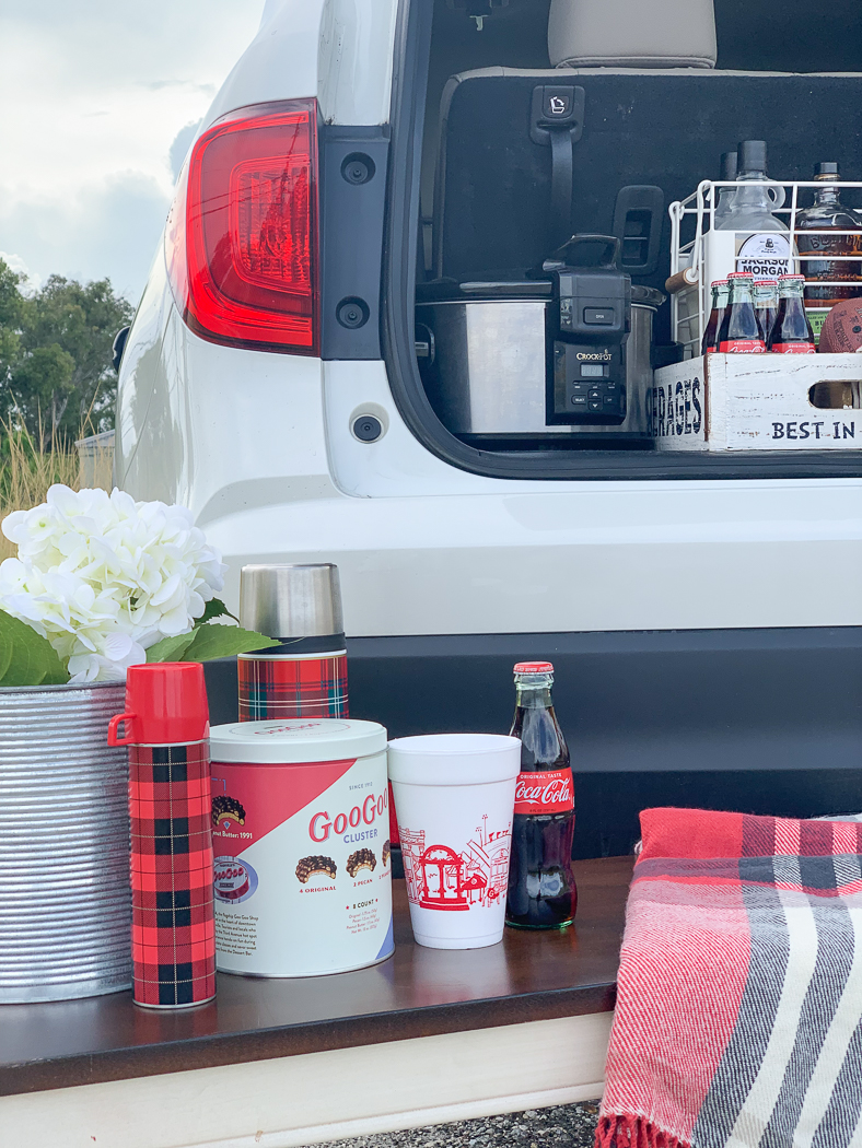 Tailgate Table