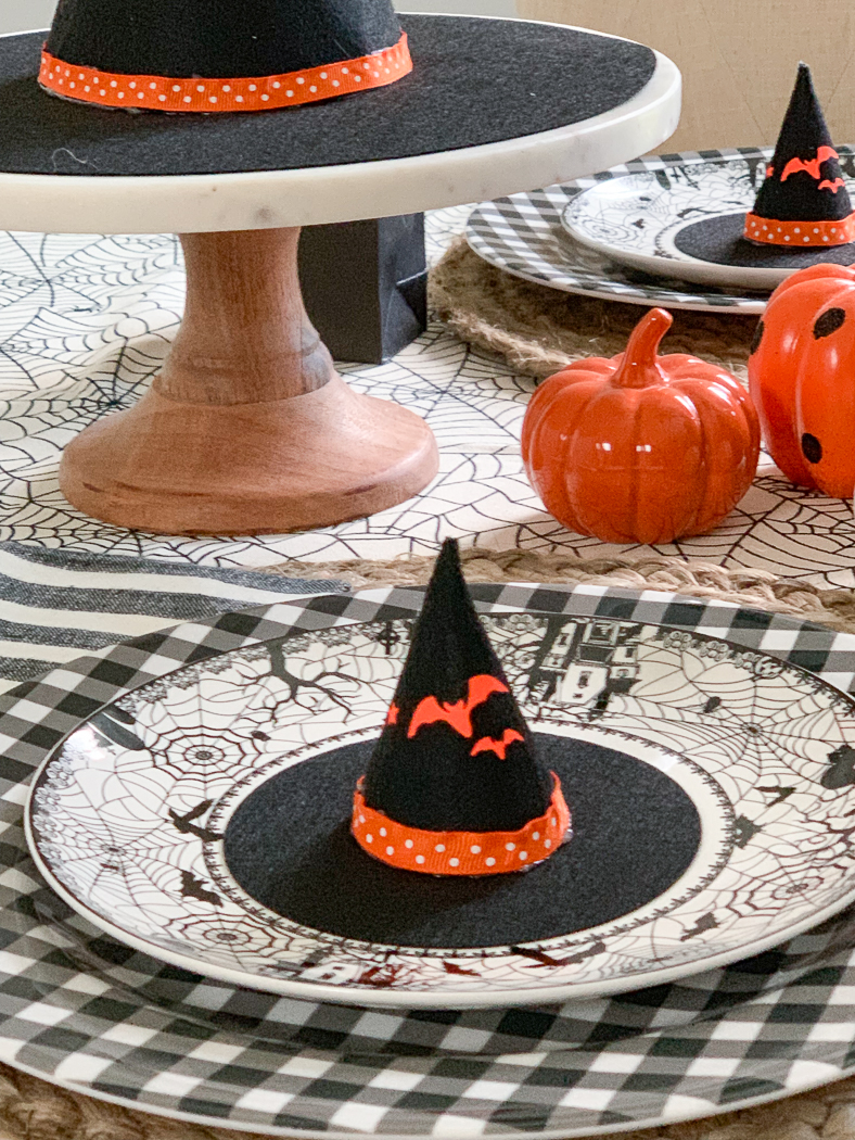 Halloween Witch Hat Party Favors