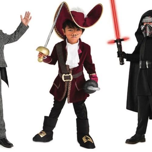 Boys Disney Costumes