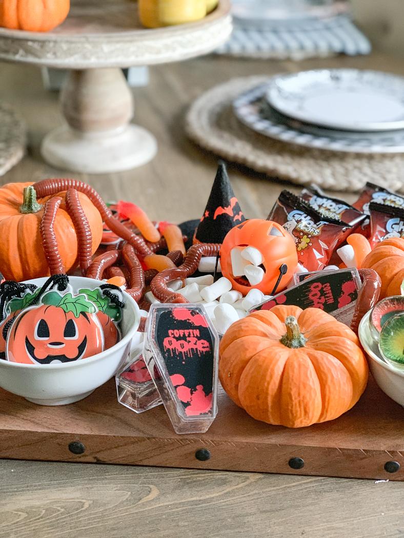 Halloween Treat Tray