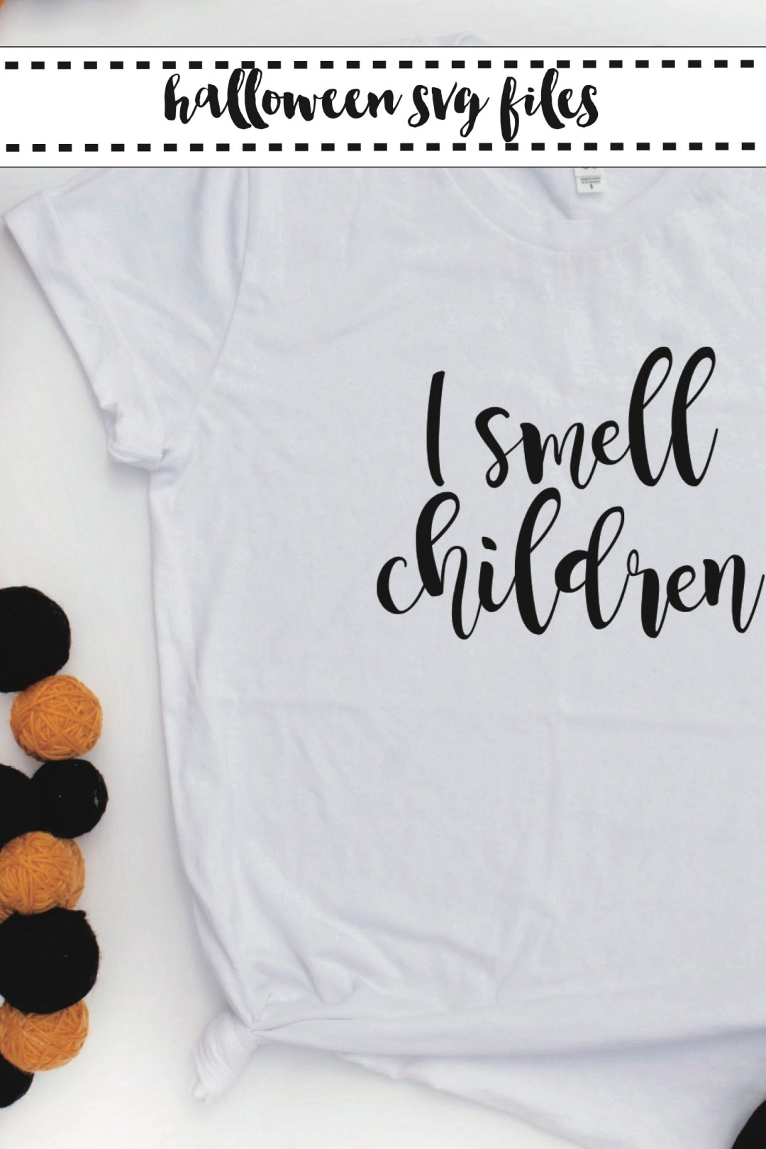 I Smell Children Halloween Shirt