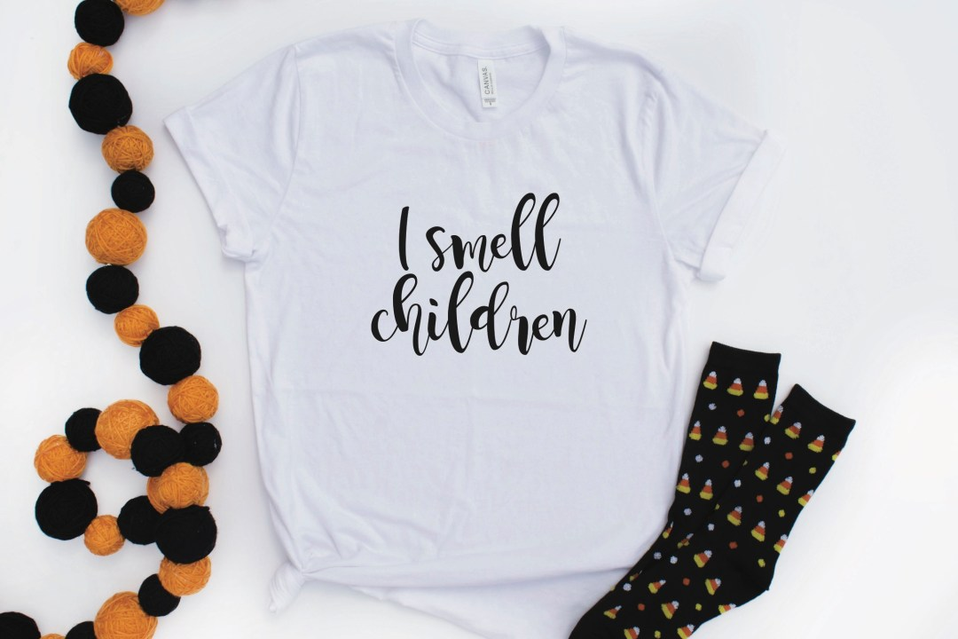I smell children shirt