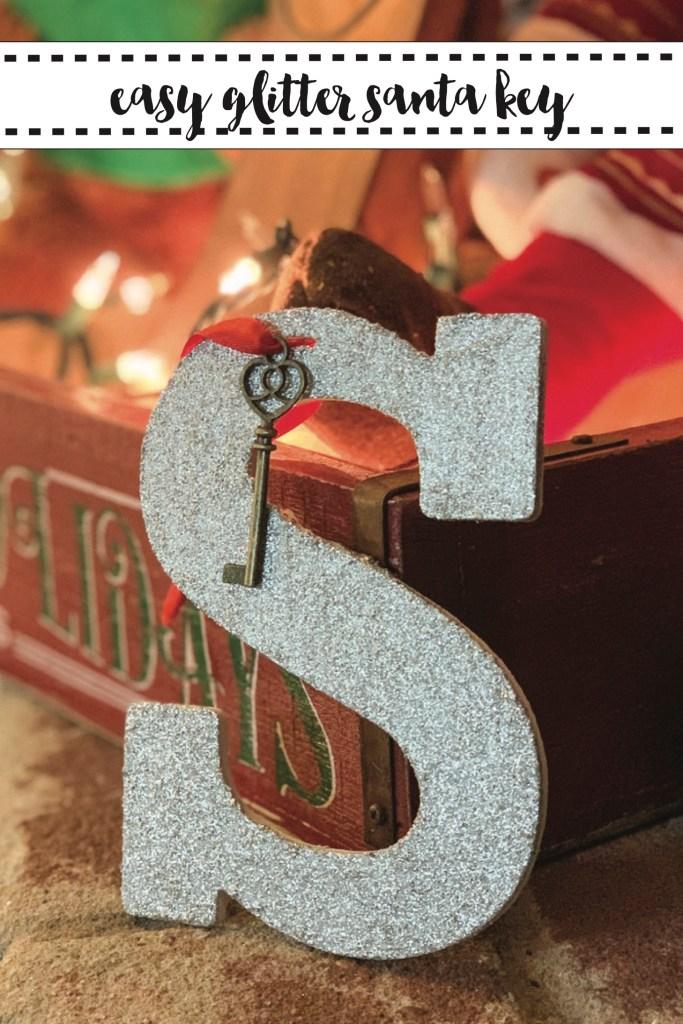 Magic Santa Key DIY