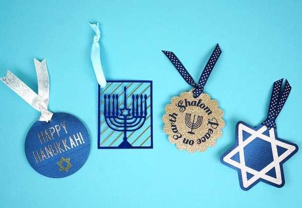 Hanukkah Gift Tags