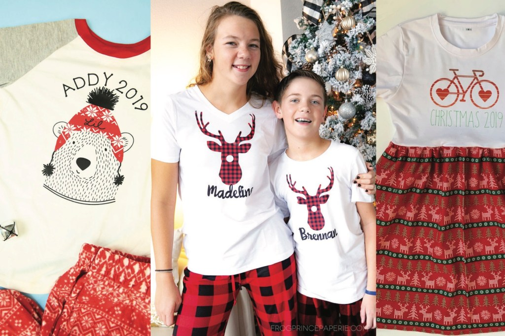 DIY Christmas Jammies