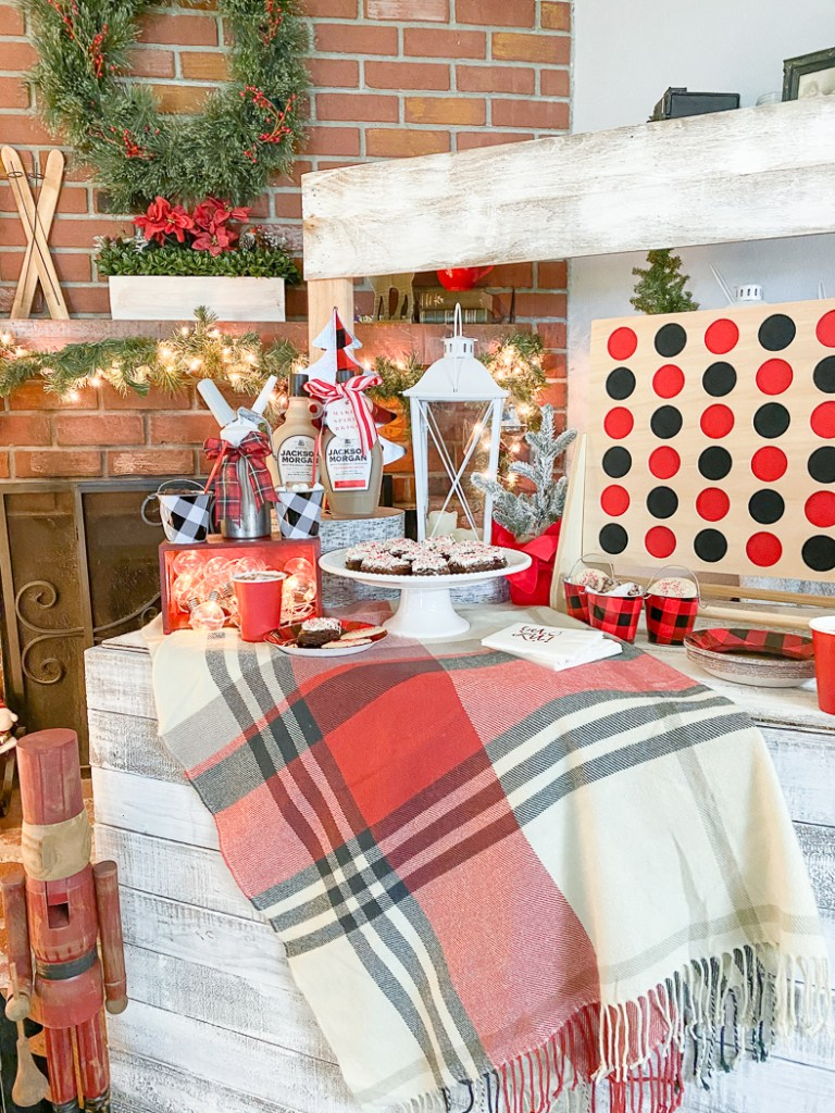 Rustic Winter Party