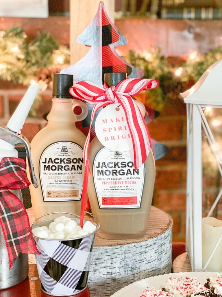 Jackson Morgan Southern Cream Flavors