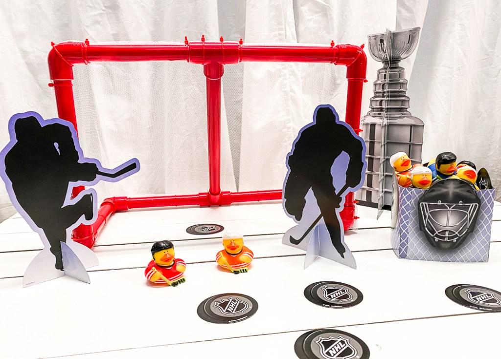 Mini Hockey Net Stanley Cup