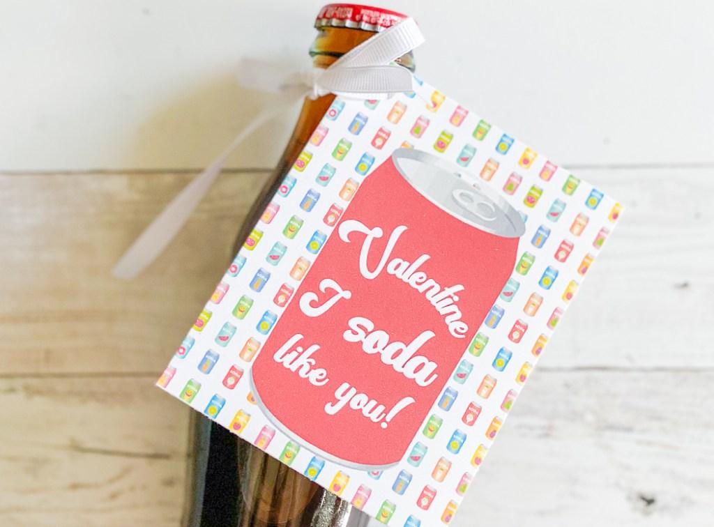 Soda Valentine