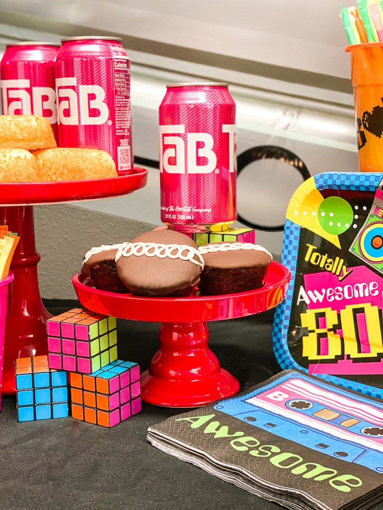 Tab Cola Hostess Cupcakes Rubik's Cube