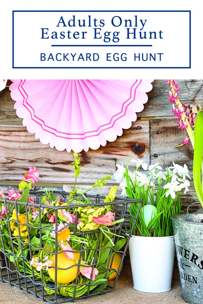 Backyard Easter Party