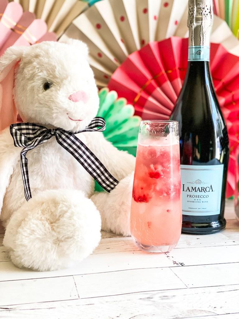 Sparkling Wine Cocktail