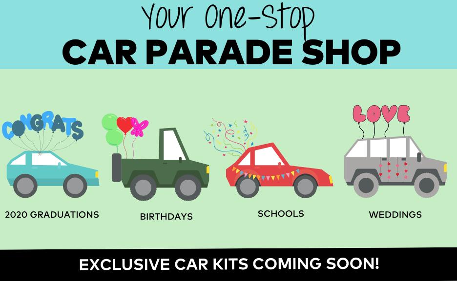 Oriental Trading Company Car Parade Shop Ideas
