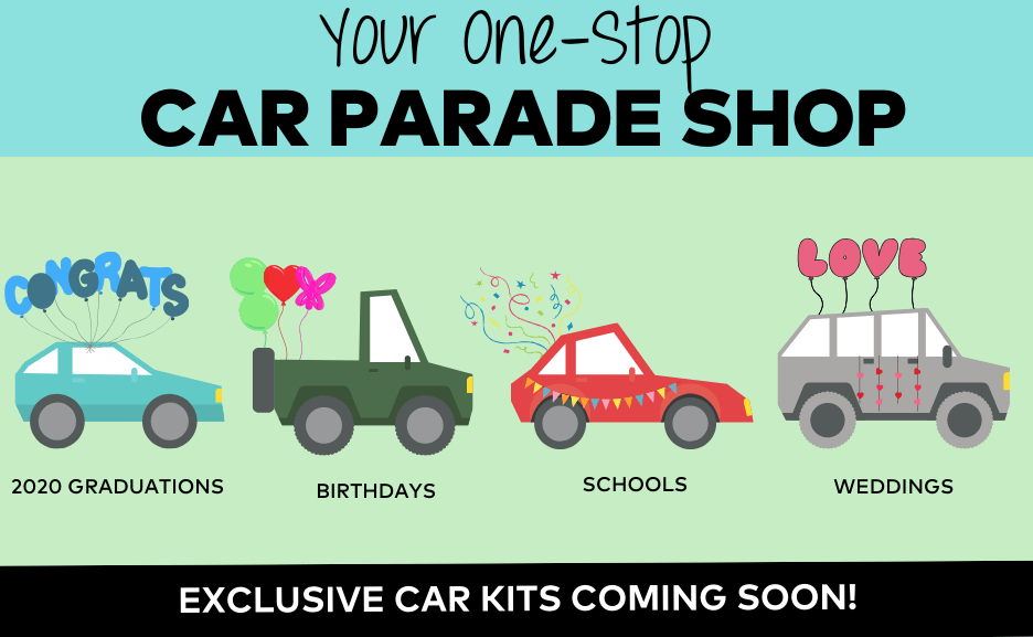 Oriental Trading Company Car Parade Shop Ideas