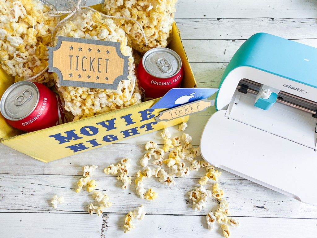 Cricut Joy Movie Box