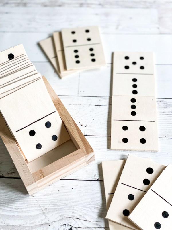 DIY Dominoes