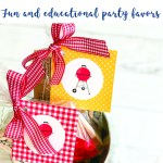 BBQ Party Favor Tags