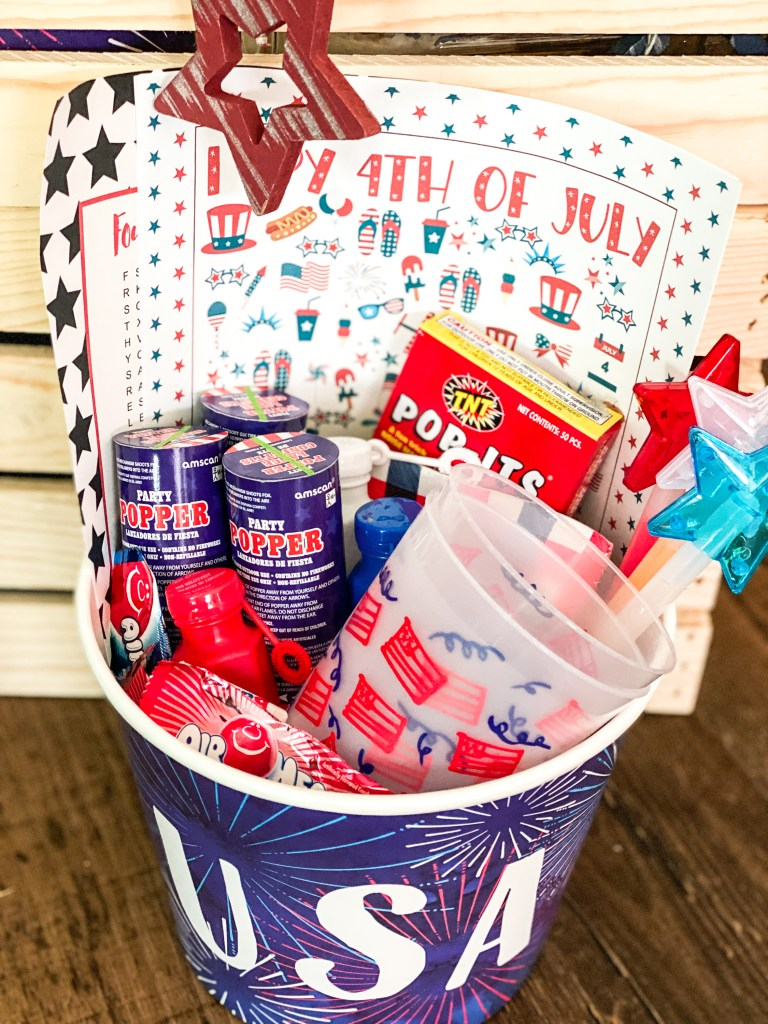July 4th Party in a Box