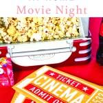 Cinema Napkins