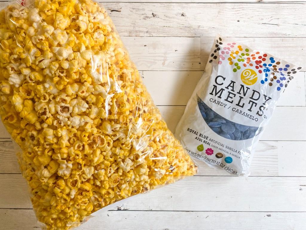 Popcorn Candy Melts