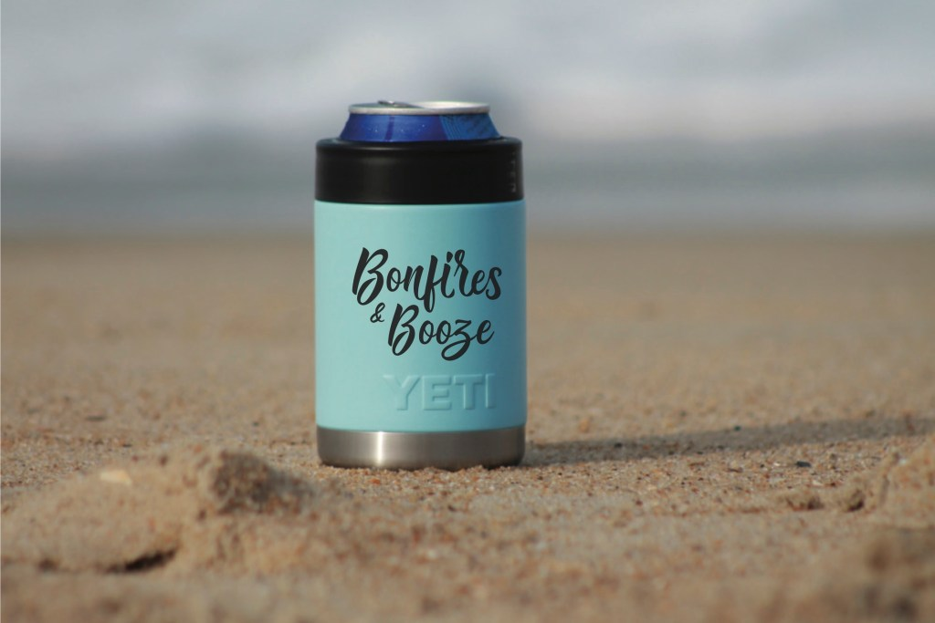 Yeti Drink Coozie