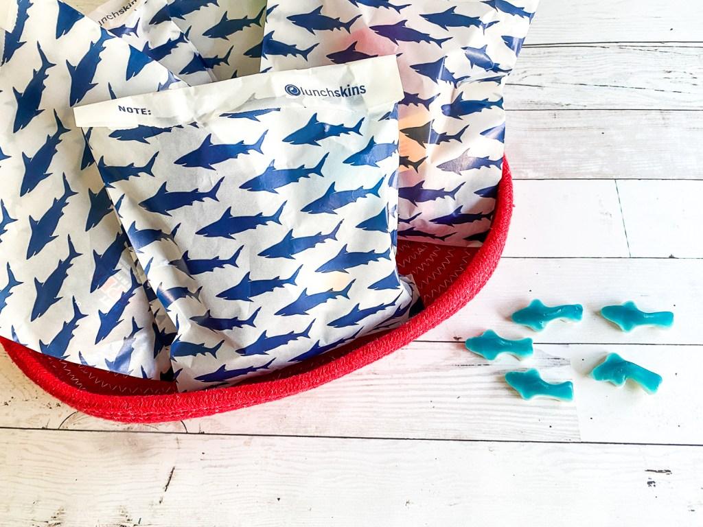 Shark LunchSkin Bags