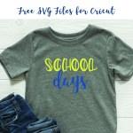 School Shirt Idea
