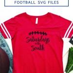 Football Shirt DIY