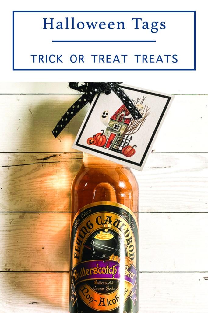 Halloween Soda Treat