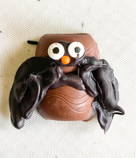Halloween Candy Owl