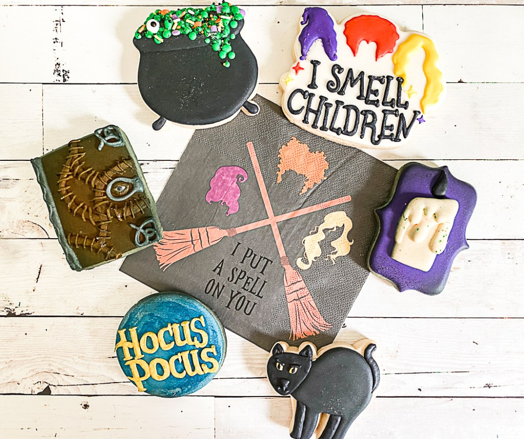 Hocus Pocus Party Cookies
