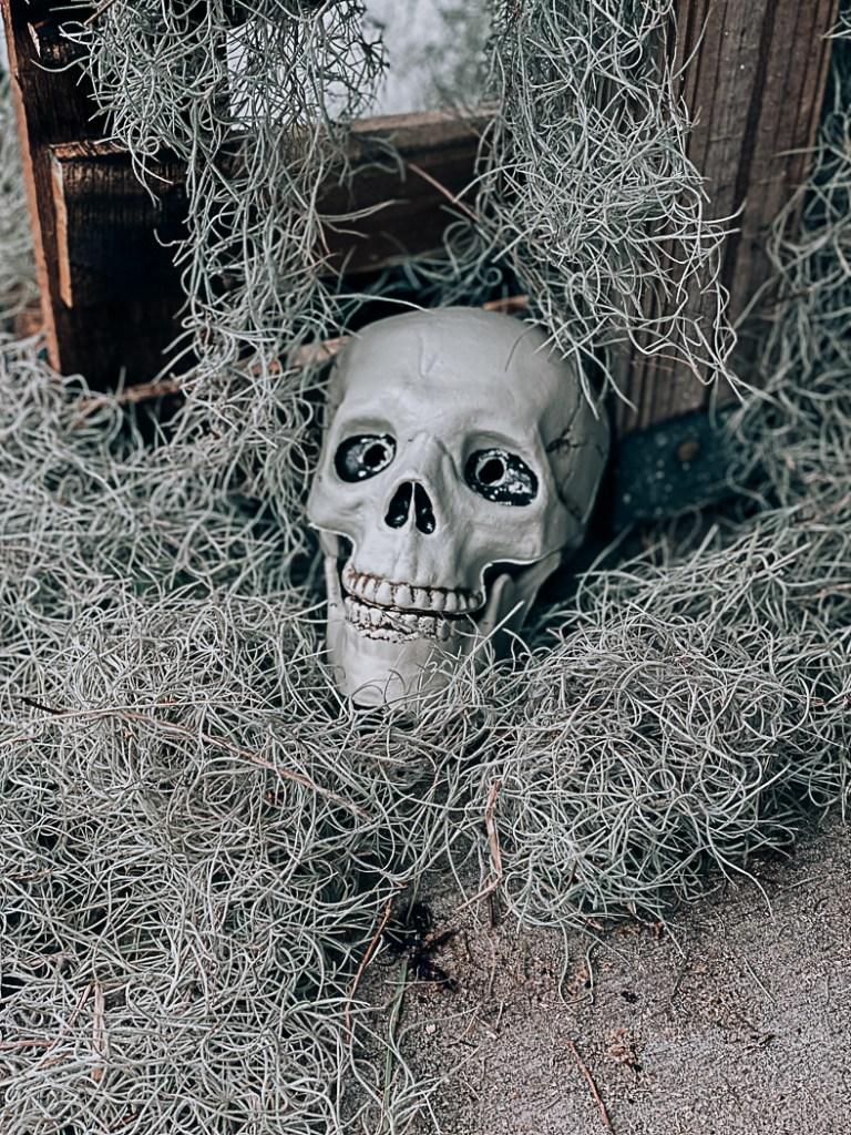 Strobe Light Skull
