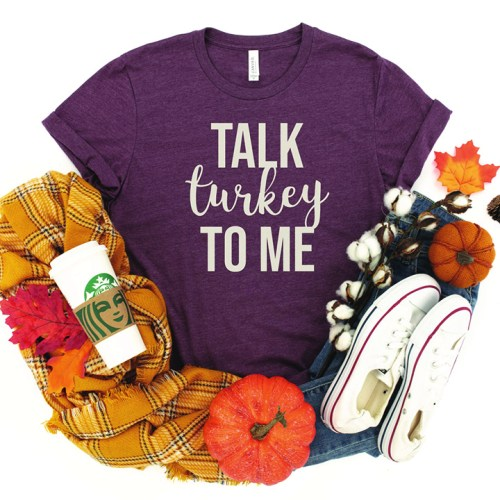 Thanksgiving Shirt DIY