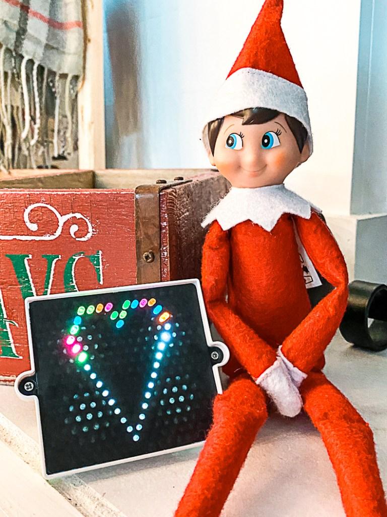 Elf on the Shelf Light Bright Toy