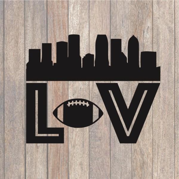 Tampa Skyline Super Bowl Shirt