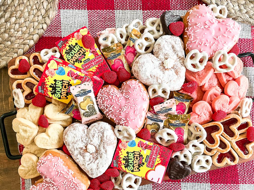 Valentine's Day Tray