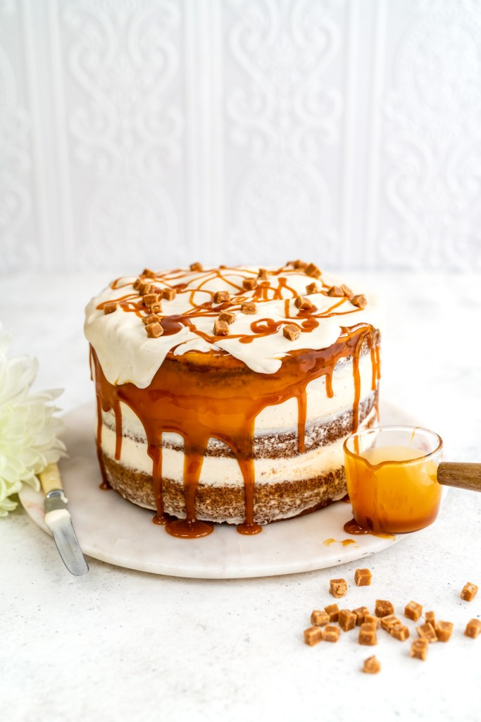 Banana Layer Cake