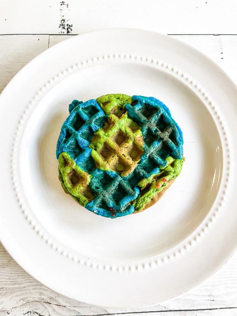 Earth Waffle