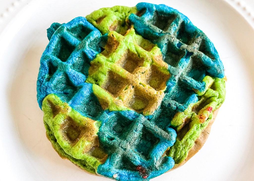 Earth Mini Waffle