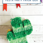 Cactus Piñata Party Favor